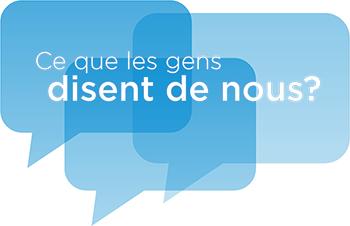 Témoignages et commentaires de notre clientèle à propos des services de Reprises de finance de Montréal